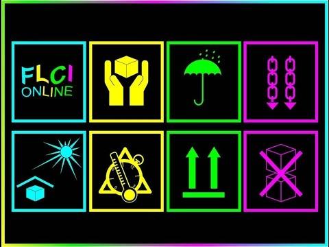 International Shipping Labels Quiz | QCM Pictogrammes de Manutention | Marquage Etiquetage Colis
