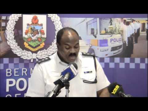 Policing On Bermuda Day May 22 2012