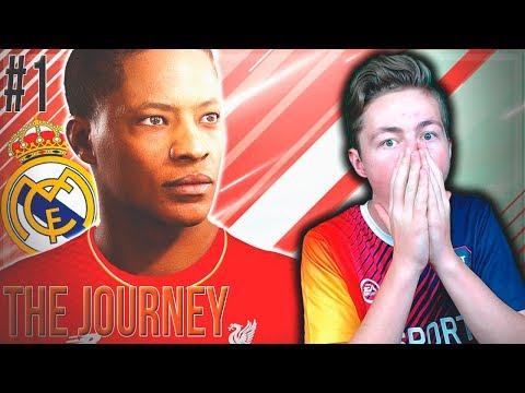 REAL MADRID NESTE?! 🔥 - THE JOURNEY RETURNS! #1 | NORSK FIFA 18