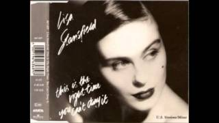 Lisa Stansfield - This Is The Right Time (Extended Version)