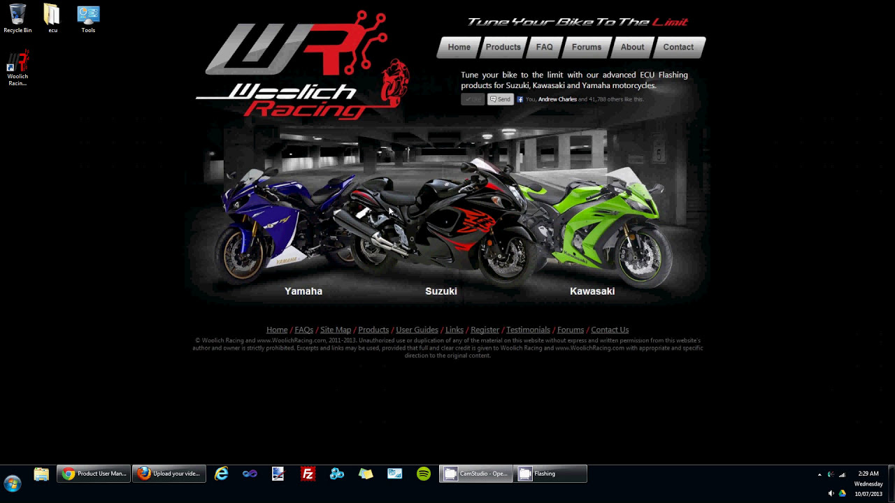 Reading An Ecu In The Woolich Racing Tuned (Wrt) Software  Woolich Racing  02:20 HD