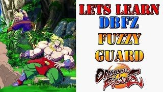 Lets learn DBFZ! - Explaining the