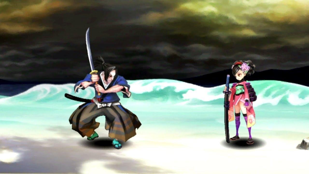 [HD] [PS Vita] Muramasa Rebirth - [Momohime] - Boss: Yukinojo
