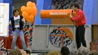Burial of the Nickelodeon Time Capsule 4/30/92 c. Nickelodeon/Viacom 1992