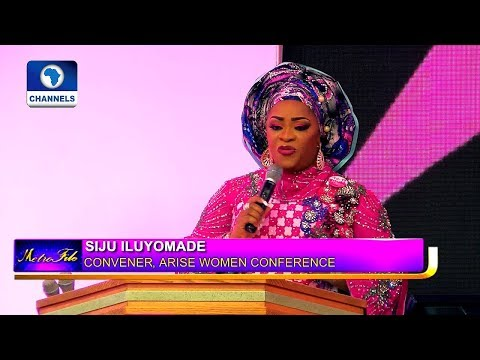 9th Edition Of Arise Women Conference Holds In Lagos |Metrofile|