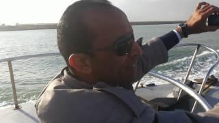 الوطن : هانى عبد الرحمن يقوم بتوثيق حفر قناة السويس بأكبر أرشيف للفيديو