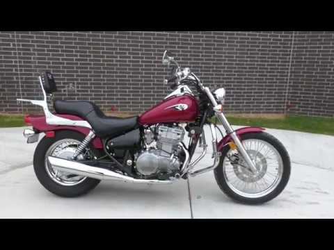 214308 2009 Kawasaki Vulcan 500 LTD EN500C - Used motorcycles for sale