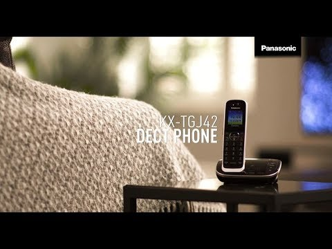 Panasonic KX-TGJ42 DECT