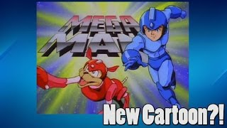 New Megaman Cartoon Series Release To Coincide The 30th Anniversary?!