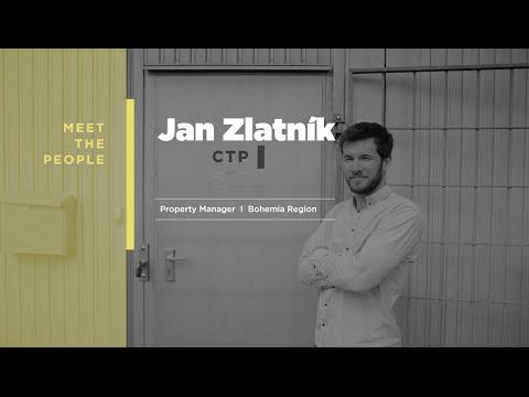 Meet Jan Zlatník