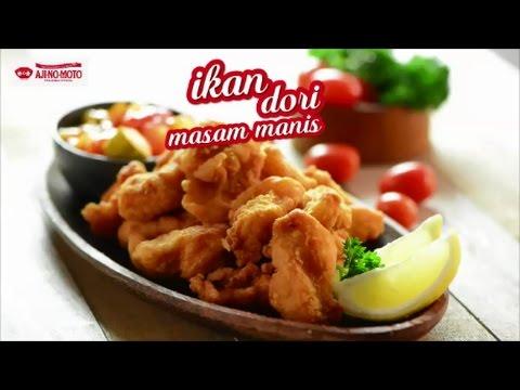 Tasty Treat: Ikan Dori Masam Manis / Fried Dory Fish With Sweet & Sour Sauce