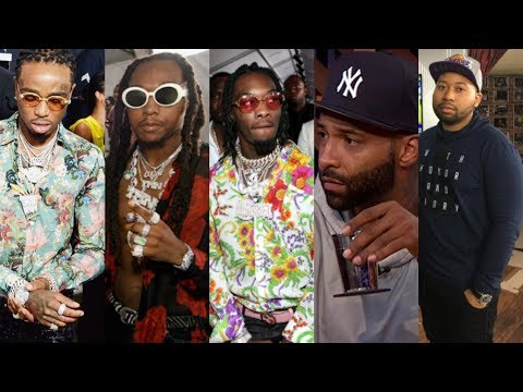 Akademiks REVEALS THE REAL REASON MIGOS & JOE BUDDEN F*GHT ALMOST BROKE OUT!!