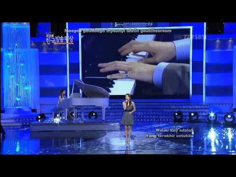 Taeyeon - Can you hear me (Piano Seohyun) True HD 1080p (Ð-Sub)