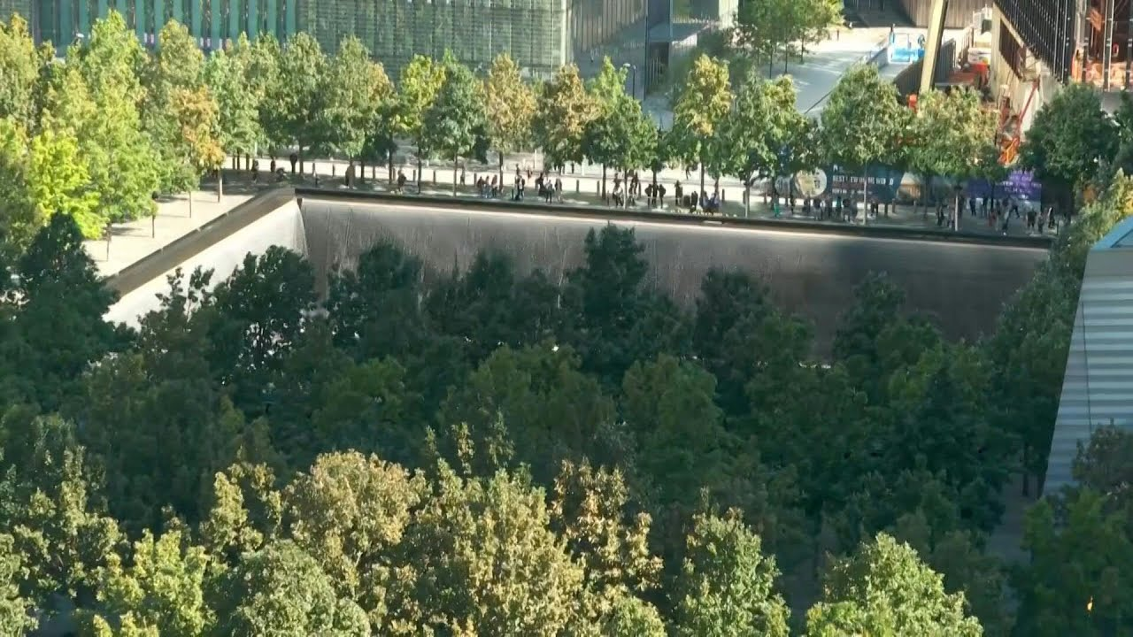 Memorial & Museum marks 20th anniversary of 9/11 attacks ...