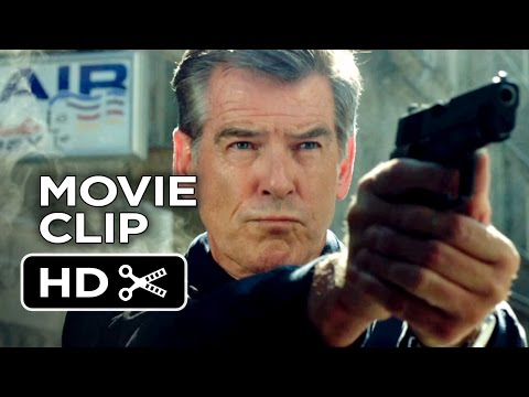 The November Man Movie CLIP - Another Day At The Office (2014) - Pierce Brosnan Action Movie HD