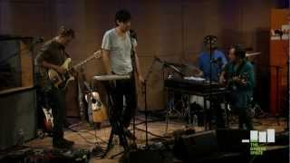 "Grizzly Bear ""A Simple Answer"" Live on Soundcheck in The Greene Space"