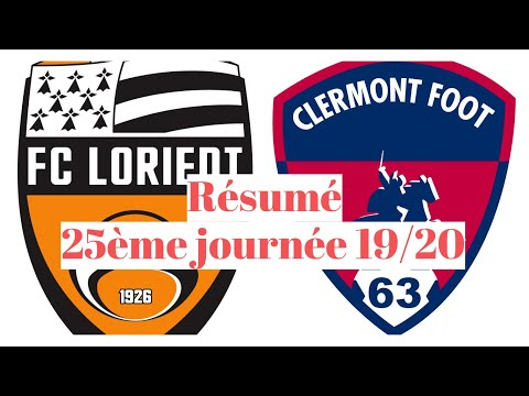 Lorient Clermont Goals And Highlights
