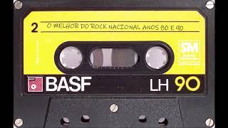 O MELHOR DO ROCK NACIONAL ANOS 80 E 90