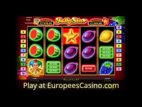 Jolly Star Video Slot - Play Novomatic Casino Games For Free