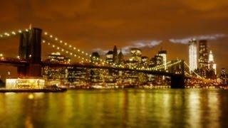 Busy Brooklyn (Time-Lapse ,Tilt-Shift)