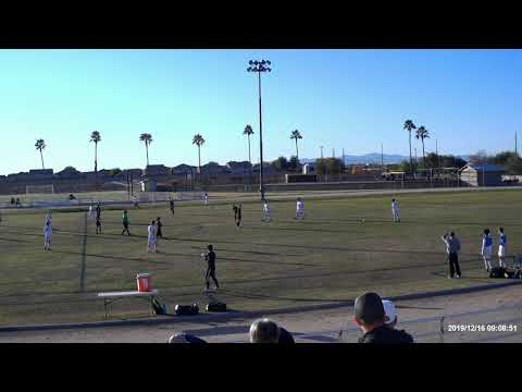 PHHS vs Arizona Lutheran Academy Dec 16, 2019 1st half
