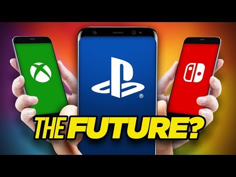 8 Terrifying Facts & Predictions About The Future Of Gaming