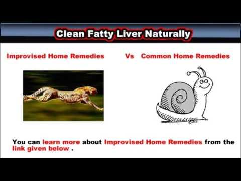 Fatty Liver Home Treatment