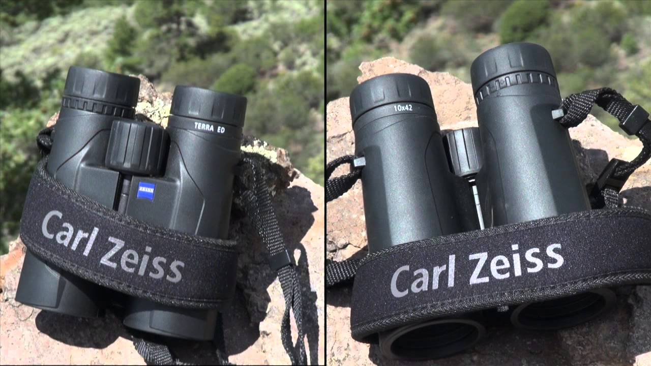 Sportsman s news review zeiss terra ed binoculars youtube