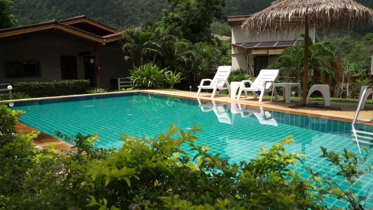 Escape cabins ko lanta thailand youtube for Escape cabins koh lanta