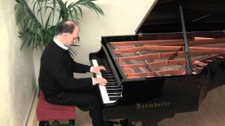 Chopin - Piano - Etude Op.10 No.4 - Frédéric BERNACHON