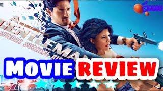 A Gentleman Movie Review - Sidharth Malhotra,Jacqueline Fernandez,Darshan Kumar,Suniel Shetty