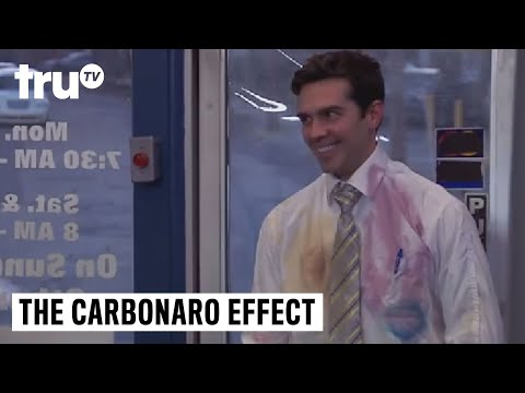 The Carbonaro Effect - Makeover At The Dry Cleaners