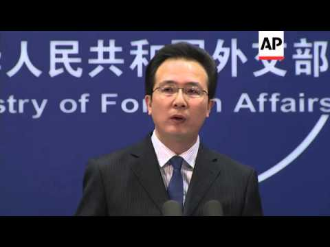 "Malaysia and China on search for missing plane, expert on ""pinging"""
