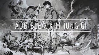 Audible x Kim Jung Gi Time-lapse