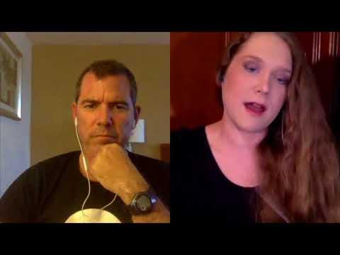 Interview With Elizabeth Vos About Julian Assange - The Political Vigilante