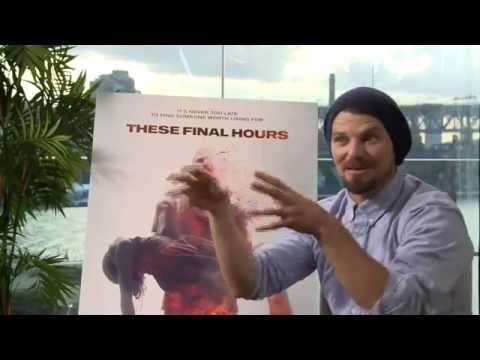 These Final Hours 2014 Exclusive Nathan Phillips  HD