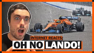 The Internet's Best Reactions To The 2021 Russian Grand Prix