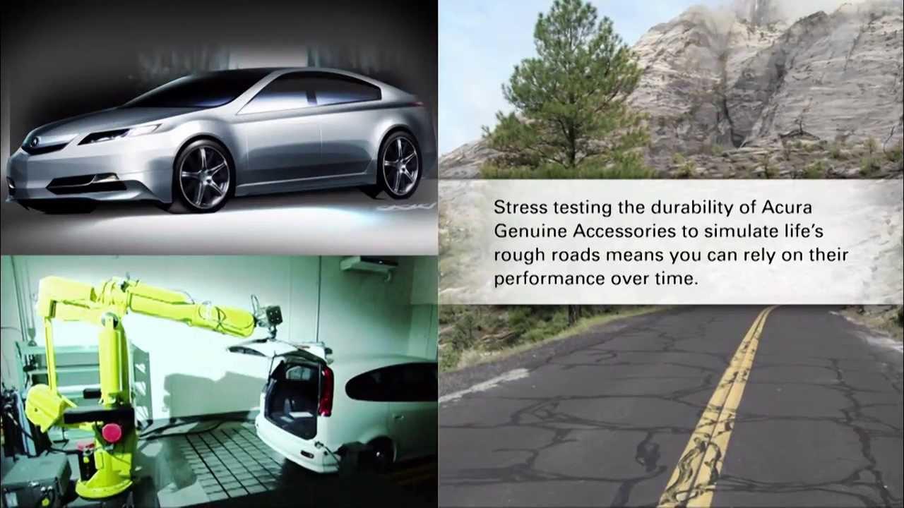 Acura TL Accessories YouTube - Acura tl accessories
