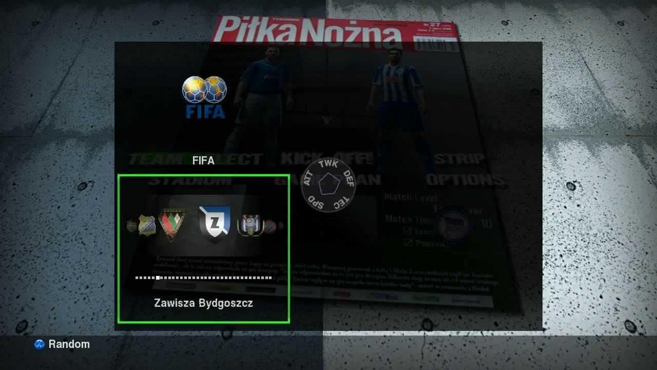 T-mobile ekstraklasa mod pro evolution soccer 2012 at moddingway.