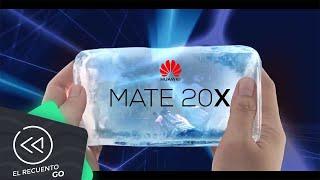 Huawei Mate 20X tendrá refrigeración líquida? | El Recuento Go