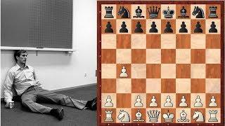 Fischer 1. b4 Oynuyor! Fischer'in Vefatının 10. Yıldönümü Anısına..