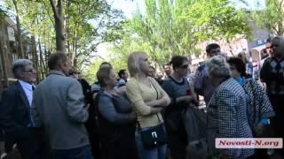 Видео Новости-N: Конфликт из-за русского и украинского языка(, 2016-05-09T09:36:56.000Z)