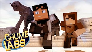 Minecraft: VISITAMOS STAR WARS! (Chume Labs 2 #21)