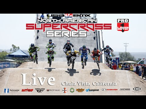 2015 USA BMX North American Supercross - Chula Vista Day 1