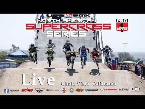 2015 USA BMX North American Supercross  Chula Vista Day 1
