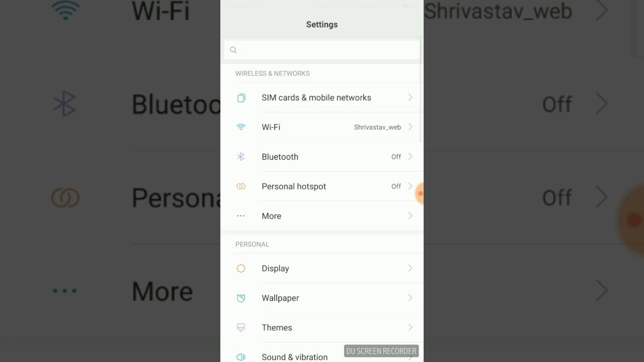 Enable Wallpaper Carousel On Redmi Devices Youtube