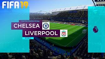 FIFA 19 - Premier League ⚽️