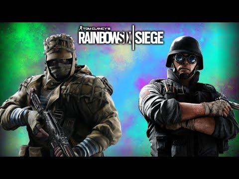 """THE GREAT GU MINE THEFT"" | Rainbow Six Siege | w/ CaRtOoNz (R6 Operation Chimera)"