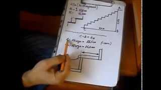 Изготовление деревянной лестницы на металлическом каркасе(В этом видео вы узнаете как самому рассчитать и построить деревянную лестницу на металлическом каркасе,..., 2015-06-17T10:00:32.000Z)