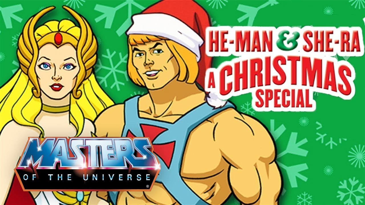 He Man Christmas Special.He Man Official He Man And She Ra A Christmas Special Commentary He Man Full Episode